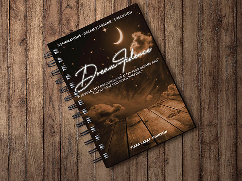 Dreamfidence Journal (Limited Edition)
