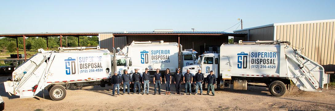 sd team in front of trucks.jpg