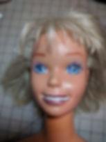 Barbie Restoration and Repaint