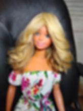 Life Size Barbie Repaint and Restoration