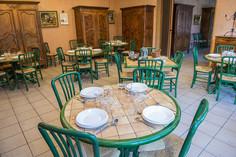 Une 1ere salle à manger