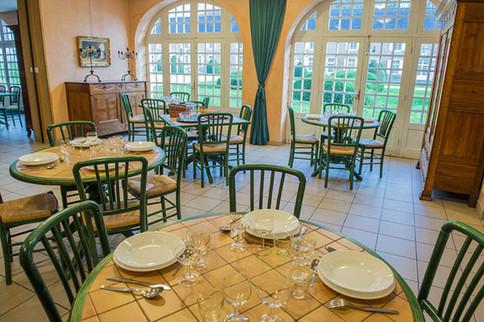 Une 2eme salle à manger