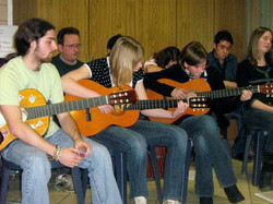 Section Guitare