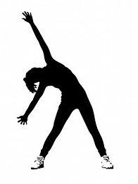 fitness-clip-art-woman-exercising-clipar