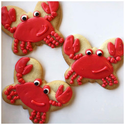 Crabby Cookies