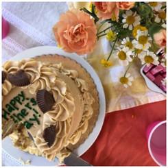 PB Cup Cake