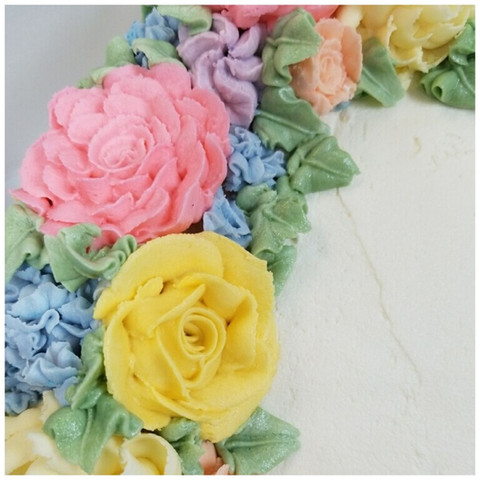 Buttercream Blooms