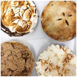 Mini Pie Four Pack