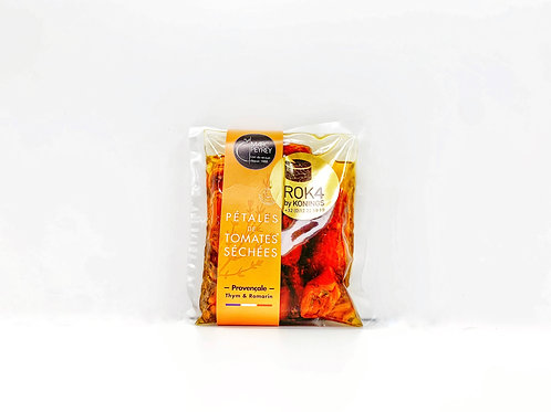 Palet de tomates sechees provencale thym et romarin