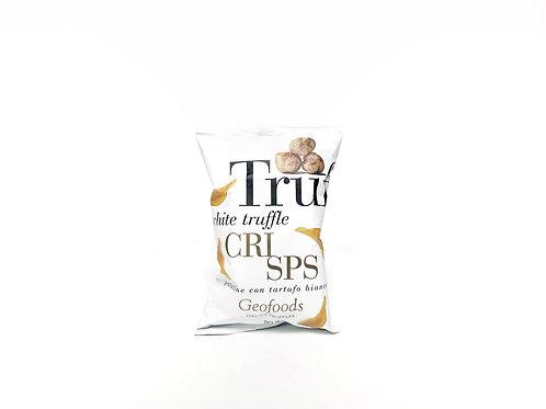 Chips geparfumeerd met witte truffel