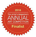 2016 Finalist in The Artist's Magazine Annual Art Competition