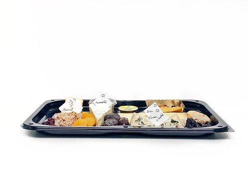 Kaasschotel 'traditioneel' Dessert 150 gr. p.p.