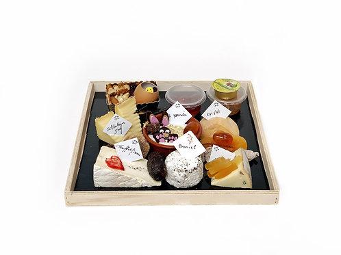 Kaasschotel 'culinair' Dessert 150 gr. p.p.
