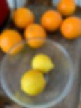 wir backen mit Zitronen ONLINE