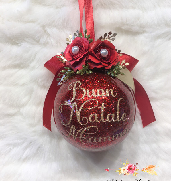 buon natale Mamma ornament Mara Liala pa