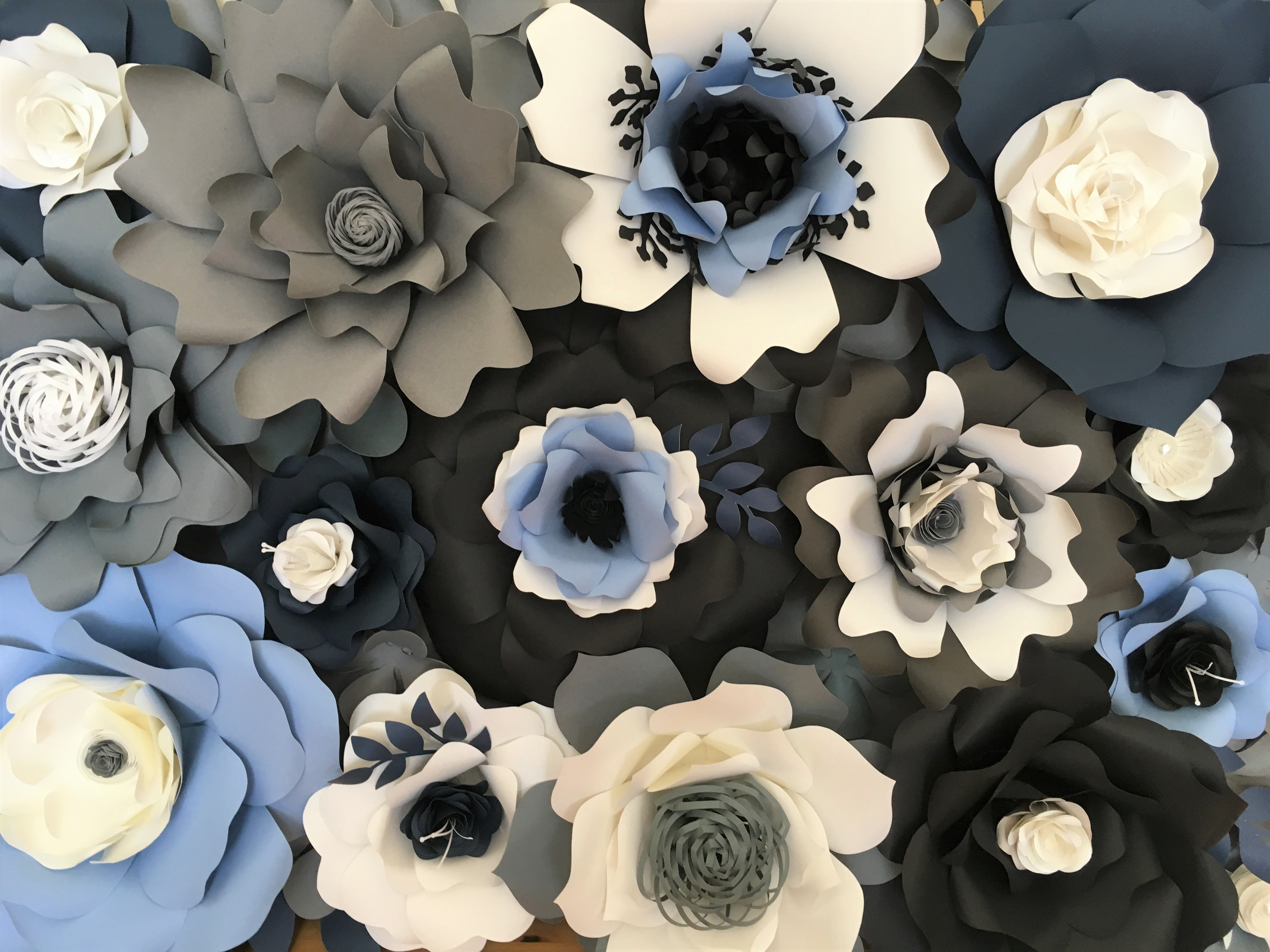 Mara Liala fleurs en papier