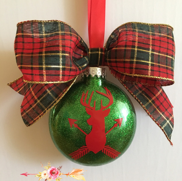 Xmas ornament deer Maras Liala paper pet