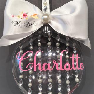 Charlotte xmas ornament Mara Liala Paper