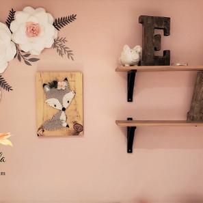 Patricia set fleurs en papier Mara Liala