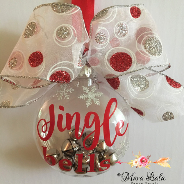 Jingle bells xmas ornament Mara Liala pa