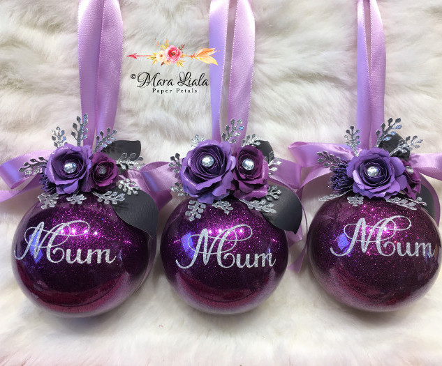 Mum ornament Mara Liala Paper Petals.JPG