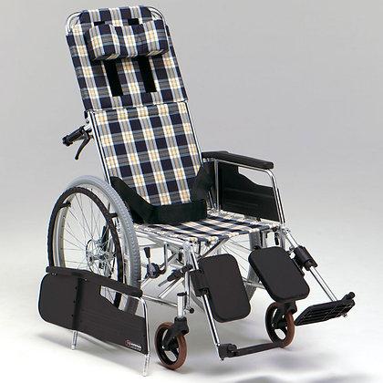 日本 Matsunaga MW-13 高背後躺輪椅