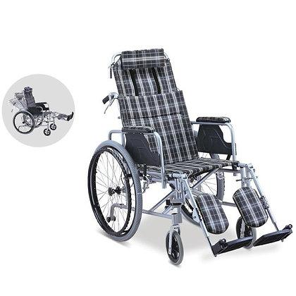 MCF  鋁合金高背輪椅