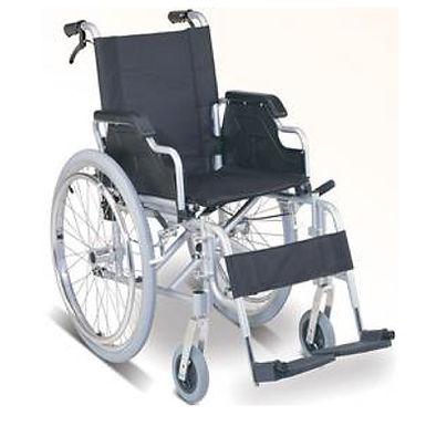 MCF 908L 鋁合金專業型多功能手推輪椅