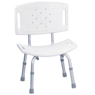 MCF 798L 有靠背高度可調沐浴椅