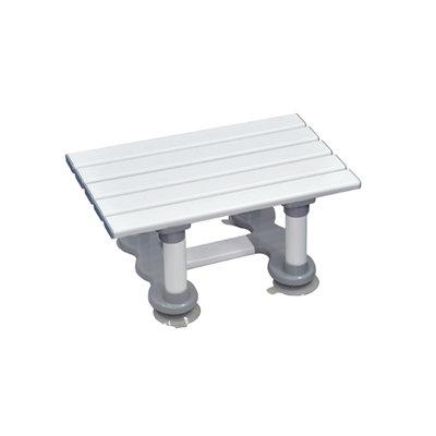 英國 塑膠洗澡椅 (12寸)