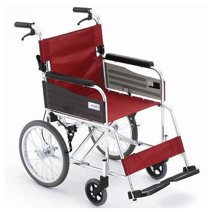 日本 MiKi 46JL 輕便型輪椅