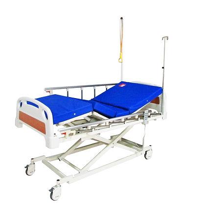 HC-7014三功能醫療床套裝連拉手器 (送3 吋阻燃床墊)