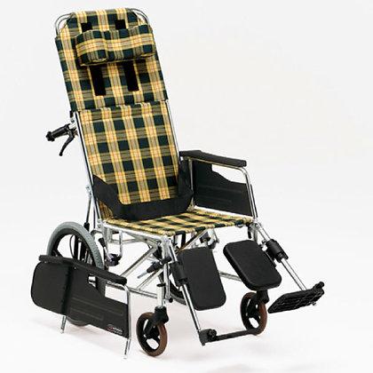 日本 Matsunaga MW-14 高背後躺輪椅