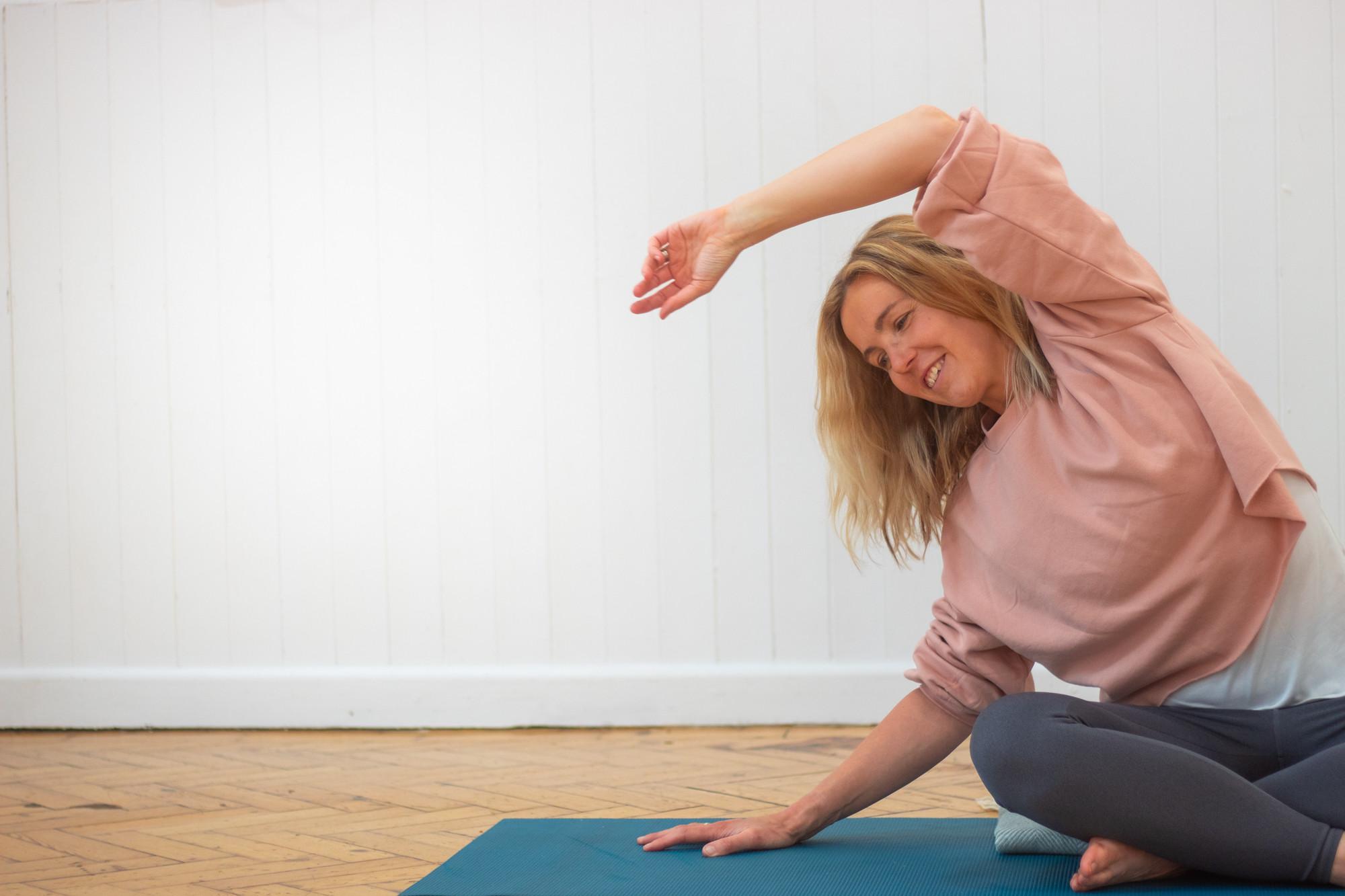 Weds 7.30pm Yoga: Move. Breathe. Rest.
