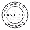 Poppy Perinatal Graduate_Badge_B&W (2).p