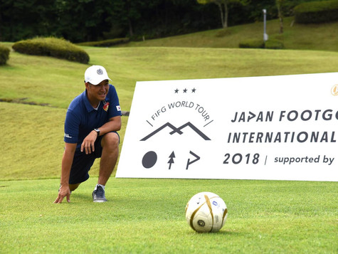 Japan FootGolf International Open 2018