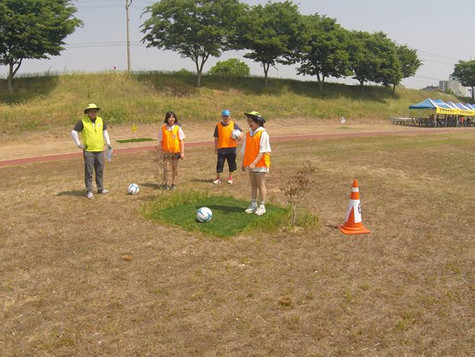 2017 FootGolf Exprience Day at 완주