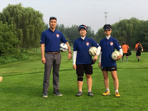 Footgolf Asian Cup 2018