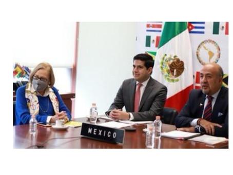 VI Reunión. Comisión de Asuntos Políticos del Acuerdo de Asociación Estratégica México - Argentina
