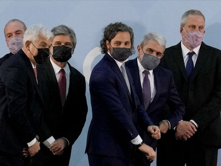 Nuevos Miembros en el Gobierno Argentino