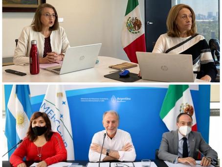 Argentina y México Retoman Conversaciones Comerciales