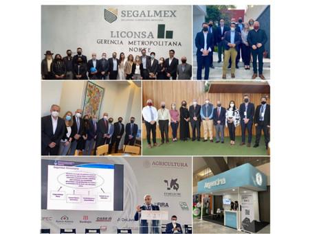 Importantes Resultados Tuvo la Reciente Visita de Funcionarios Argentinos a México