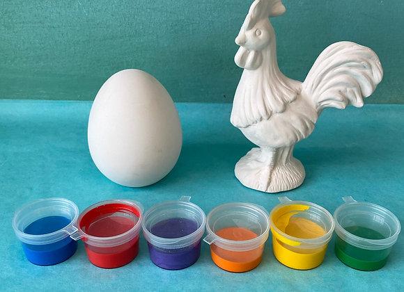 Rooster & Egg Kit