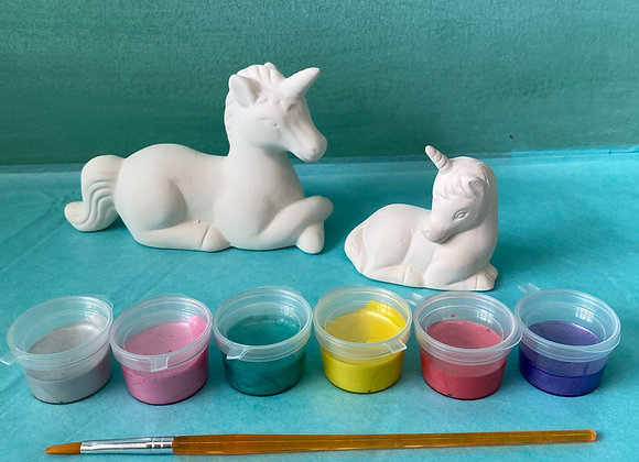 Mummy & Baby Unicorn