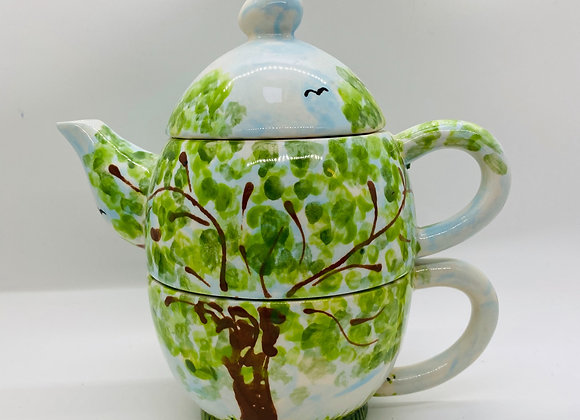 3 in 1 Teapot