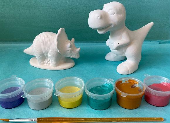 2 Dinosaur Kit