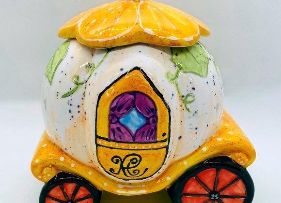 Pumpkin Carriage Box