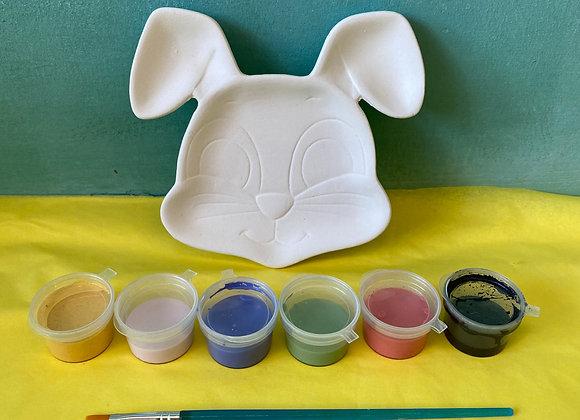 Bunny Plate Kit