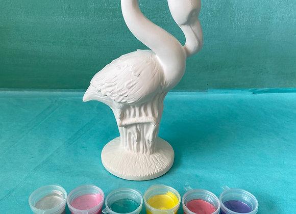 Large Flamingo