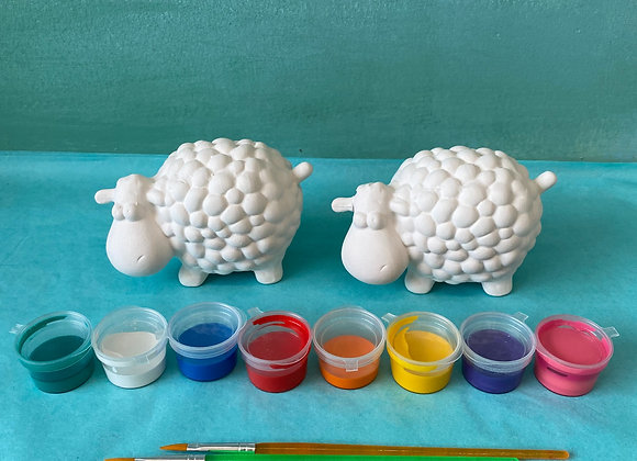 Fluffy Sheep Kit